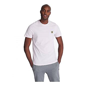 Lyle & Scott Basic Logo Tshirt Strawberry Cream