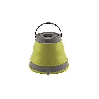 Outwell Collaps Water Carrier With Tap Lime Green