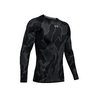 アンダーアーマーヒートギア1345721002トレーニングオールイヤーメンズTシャツ