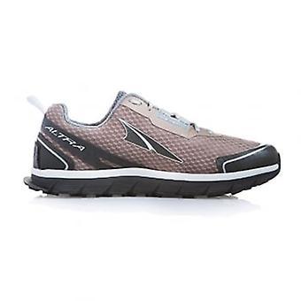 Альтра Одинокий Пик 2.0 Женщины нулевой Drop Trail Бег обувь Мокка