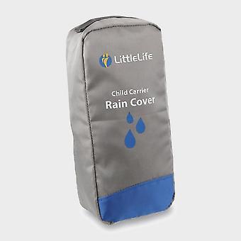 New Littlelife Child Carrier Rain Cover Travel Bag Pack Grey