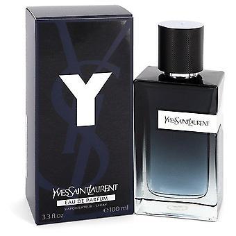 Y Eau De Parfum Spray von Yves Saint Laurent 3.3 oz Eau De Parfum Spray