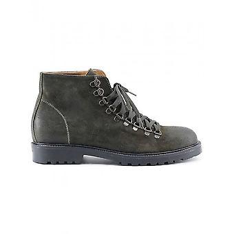 Made in Italia - Schuhe - Stiefeletten - FERDINANDO_VERDE - Herren - darkgreen - 45
