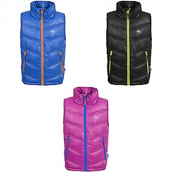 Trespass Childrens/Kids Kye Padded Gilet/Bodywarmer
