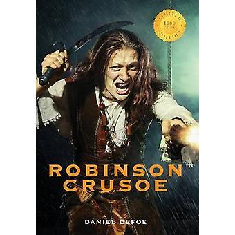 Robinson Crusoe Illustrated 1000 Copy Limited Edition by Defoe & Daniel
