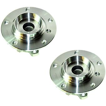 X2 voorwiellager naaf voor BMW 5 6 Serie E60 E63 E64 520 523 525 630
