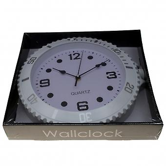 Wandklok Horloge 28cm
