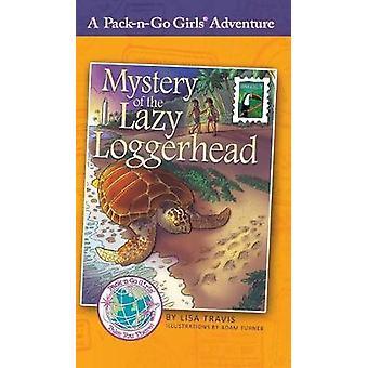 Mystery of the Lazy Loggerhead  Brazil 2 by Travis & Lisa