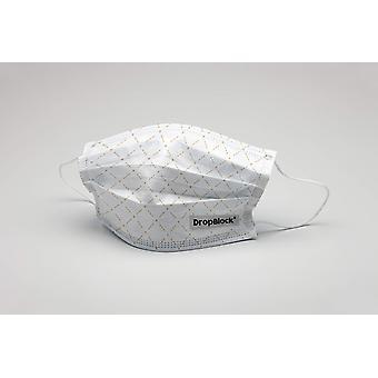 Mund maske Memphis Væv vaskbar maske beskyttende maske ökotex