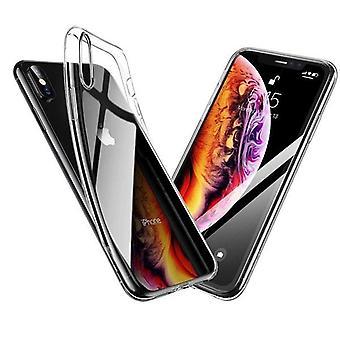 iPhone X / XS - gjennomsiktig 1,8 mm slank skall