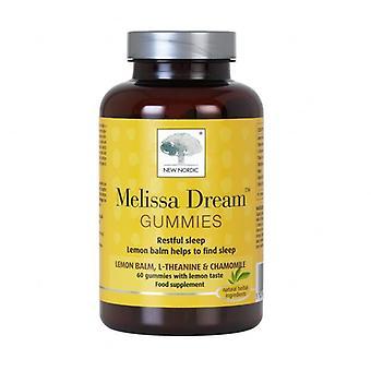 Nouvelle Nordique Melissa Dream Gummies 60 (NLF074)