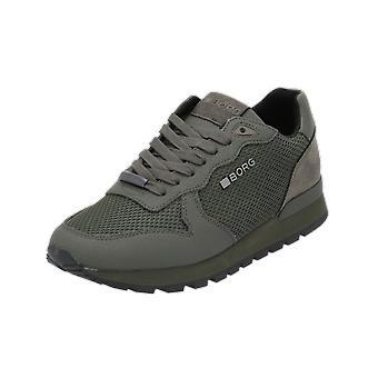 Björn Borg R605 LOW KPU M Men's Sneaker Green Gym Shoes Sport Running Shoes