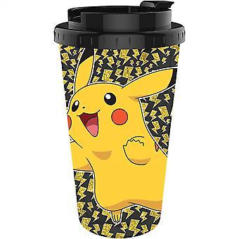 Pokemon Pikachu 16 Unssi Travel Muki