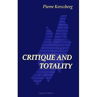 Krytyka i całość (SUNY serii współczesnej filozofii kontynentalnej)