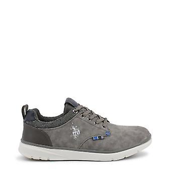 Man fabric sneakers shoes ua67031