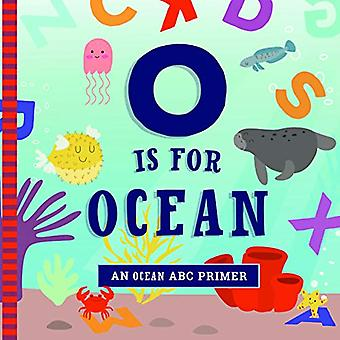 O Is for Ocean by Ashley Marie Mireles - 9781641701853 Book