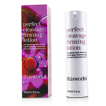 Perfect cleavage firming lotion 233567 60ml/2oz