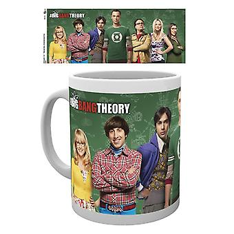 Big Bang Theory Valettu Muki