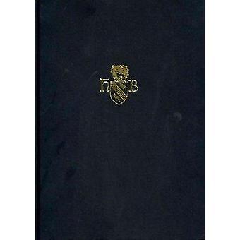 Engels Klooster Litanies van de heiligen Na 1100 - Deel 1 - Abtsb