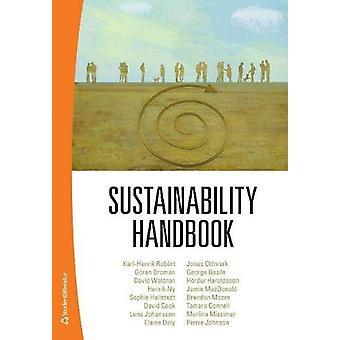 Sustainability Handbook by Karl-Henrik Robert - 9789144115955 Book