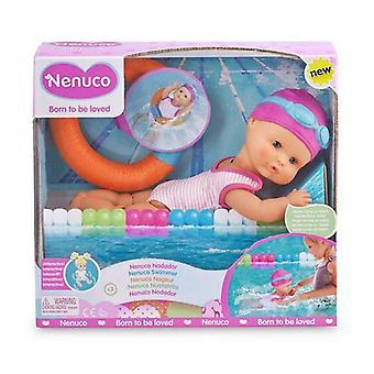 Vauva Nukke Nenuco Uimari Famosa