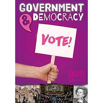 Government and Democracy by Charlie Ogden - 9781789980745 Book