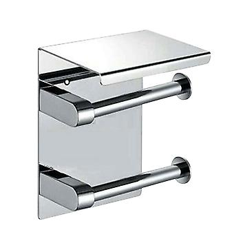 YANGFAN Bathroom Stainless Steel Toilet Tissue Holder