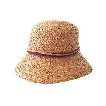 Jacaru 1856 raffia bermuda hat