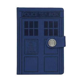 Doctor Who, Premium notebook A5-Tardis