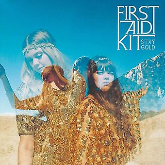 First Aid Kit - Stay Gold [CD] USA import