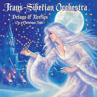 Trans-Siberian Orchestra - rêves de lucioles (sur une nuit de Noël) [CD] USA import