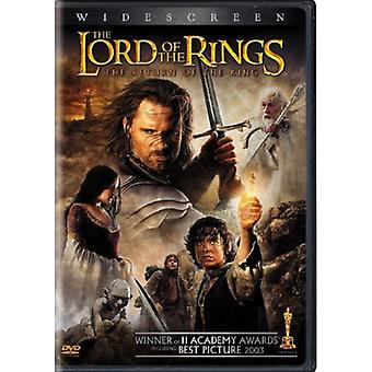 Lord of the Rings-Return of the King [DVD] USA import