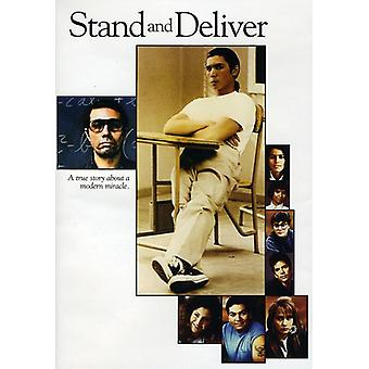 Stand & Deliver [DVD] USA import