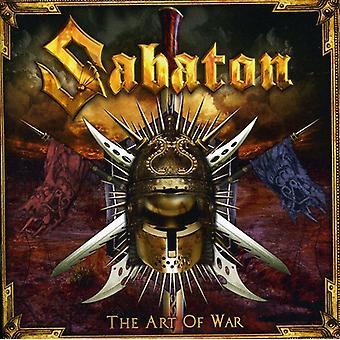 Sabaton - Art of War (Re-Armed) [CD] USA import