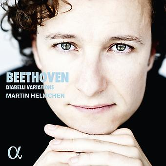 Beethoven / Helmchen - Diabelli Variations [CD] Usa import