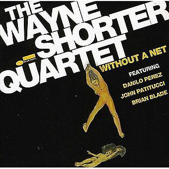 Wayne Shorter - zonder een netto [CD] USA import