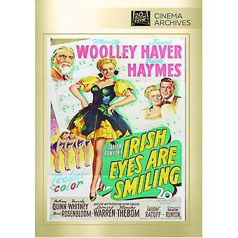 Irish Eyes Are Smiling [DVD] USA import