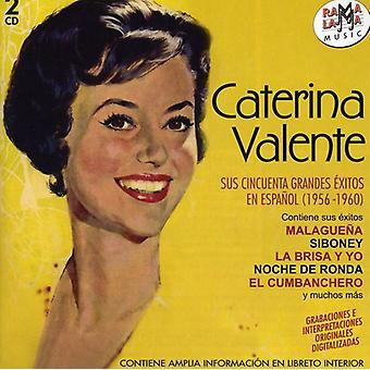 Caterina Valente - 1956-1960 [CD] USA import