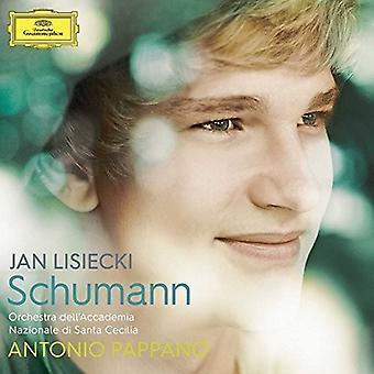 Lisiecki/Pappano/Orc-Schumann [CD] USA importeren