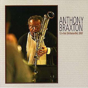 Anthony Braxton - Trio (Victoriaville) 2007 [CD] USA import
