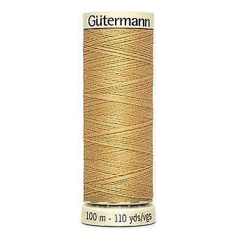 Gutermann Sew-all 100% Polyester Thread 100m Hand and Machine Colour Code  - 893