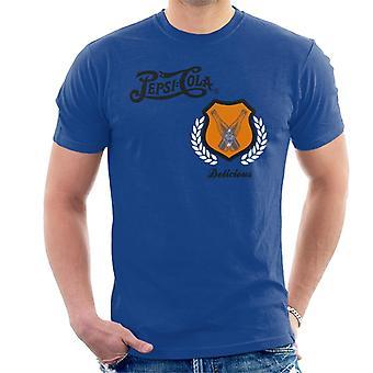 Pepsi Cola Bottle Crest Delicious Homme-apos;t-shirt