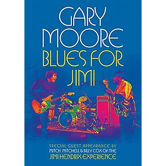 Gary Moore - Gary Moore: Blues for Jimi -Live in London [DVD] USA import