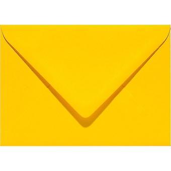 Papicolor 6X Envelope C6 114x162 mm Buttercup-Yellow
