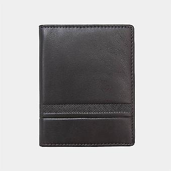 Primehide Lederen Mens Kaarthouder Wallet RFID Blokkeren Gents Card Wallet 3301