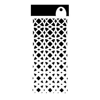 IndigoBlu Moroccan Circles 6x3 Inch Stencil