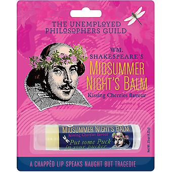 Lip Balm - Shakespeare - Cherry Flavor New 5317