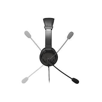 Kensington Hi Fi Headphones With Microphone