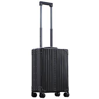 """ALEON Vertical Business Carry-On 21""""Carro de cabina 55 cm 4 ruedas, negro"""