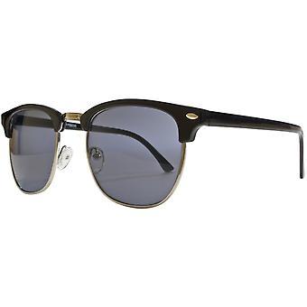 النظارات الشمسية Unisex Cat.3 الدخان الأسود (AMU19207 A)